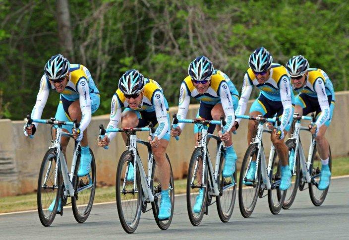 Қазақ велоспортына - бір ғасыр!