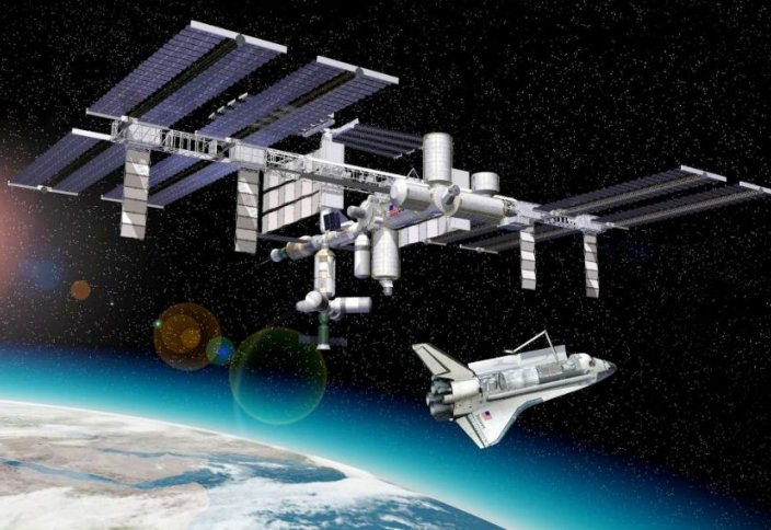 NASA 2020 جىلدان باستاپ حالىقارالىق عارىش ستانتسياسىنا تۋريستتەردى ۇشىرادى