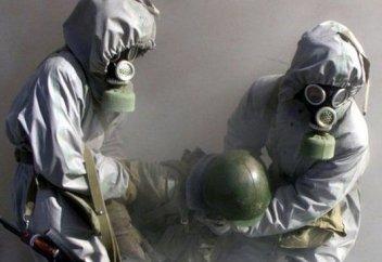 США готовы использовать силу в ответ на применение химоружия