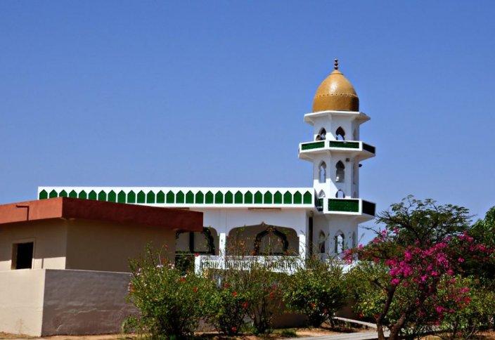 Наби Аюб – гробница пророка Аюба в Омане (фото)