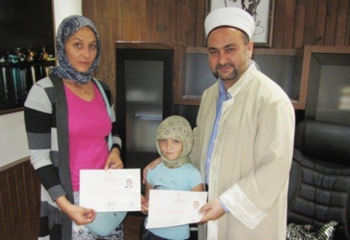 В Турции количество новообращенных мусульман с начала года увеличилось на 779 человек