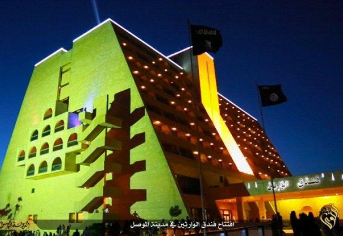 Отель для главарей ИГИЛ открыт