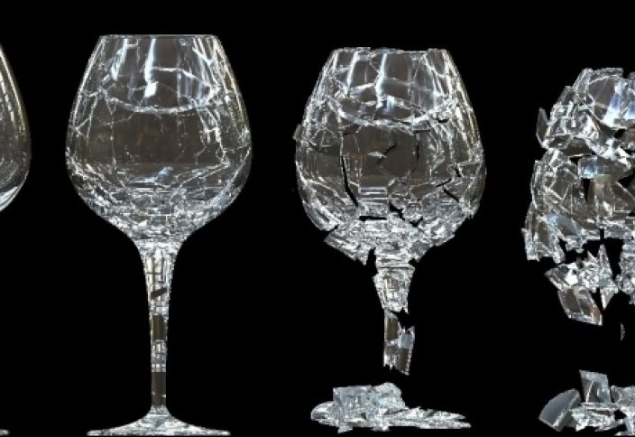 Көңіл стакан тәрізді