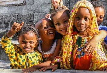 Ислам на Коморских островах (фото)
