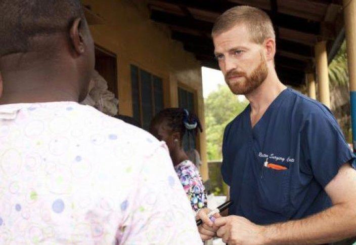Эбола безгегін жұқтырған дәрігер жазылып кетті