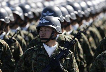 Самооборона с оружием. Япония прощается с пацифизмом