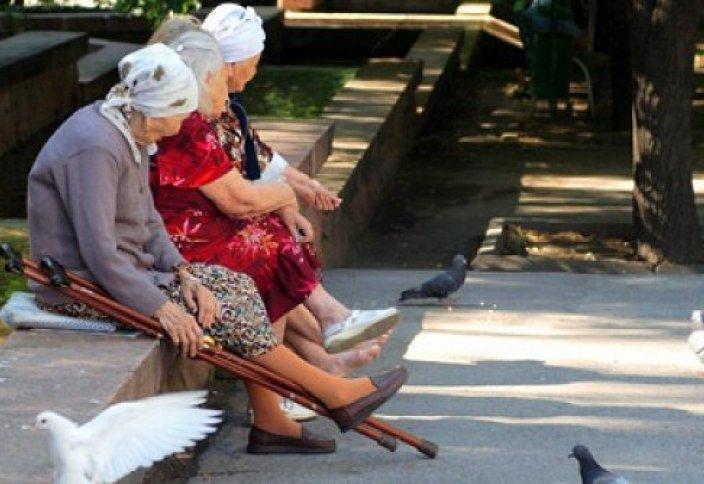 Долгожители Казахстана… в Астане