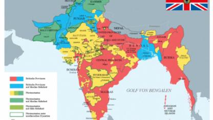 Как индийцы стали мусульманами?