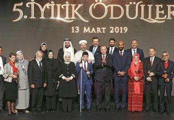 Разное: В Турции наградили самых добрых людей