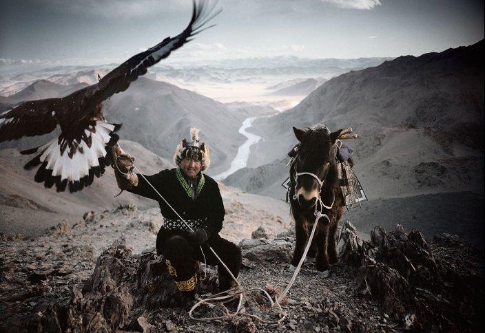 Әлемнен оқшауланып қалған халықтардың бірі - моңғол қазақтары (фото)