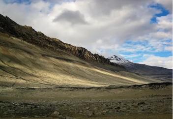 Место на Земле, где дождя не было 2 000 000 лет