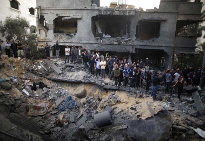 Газа секторын қалпына келтіруге қажет қаржы мөлшері анықталды
