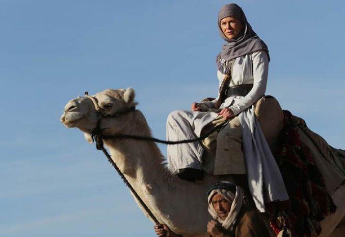 Николь Кидман облачилась в хиджаб