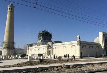 В Узбекистане откроется мечеть за 10 миллиардов