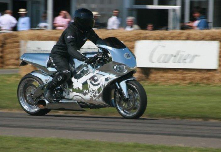 Осы заманғы ең жылдам мотоциклдер (фото)