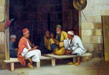 Философтардың қойған үш сауалына Шәмсі Тәбризидің берген бір жауабы (ғибрат)