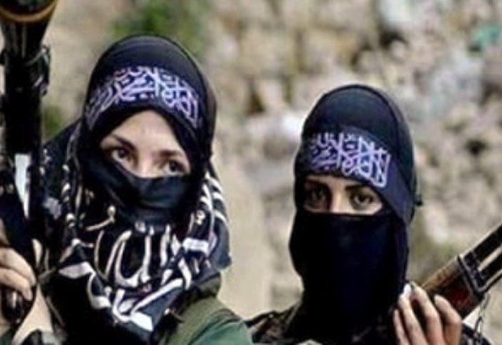 """КНБ сообщил о 150 женщинах из Казахстана в рядах боевиков """"Исламского государства"""""""