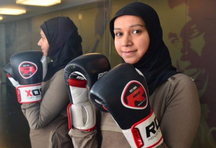 Спортивные хиджабы от чемпионки Британии по боксу