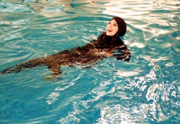 Бельгия: Аквапарки дали разрешение на купание в буркини