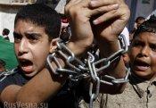 Израил түрмесінде қазіргі уақытта қанша палестиналық бала жатыр?