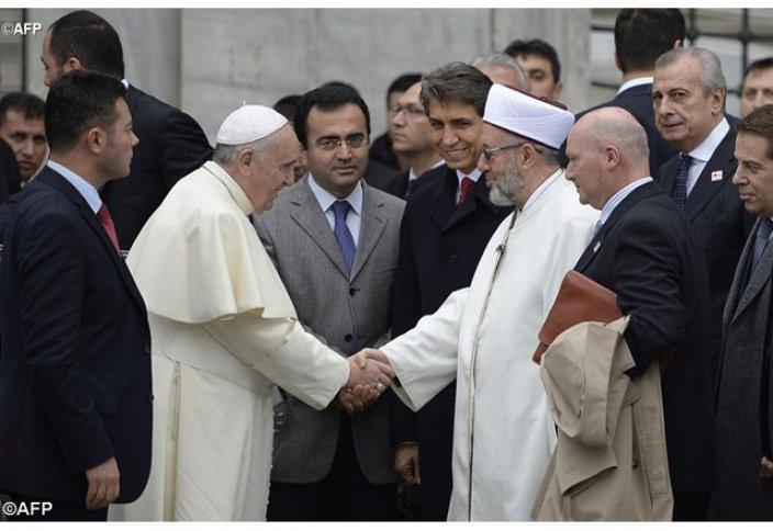 Ватикан: Усиление диалога с мусульманами