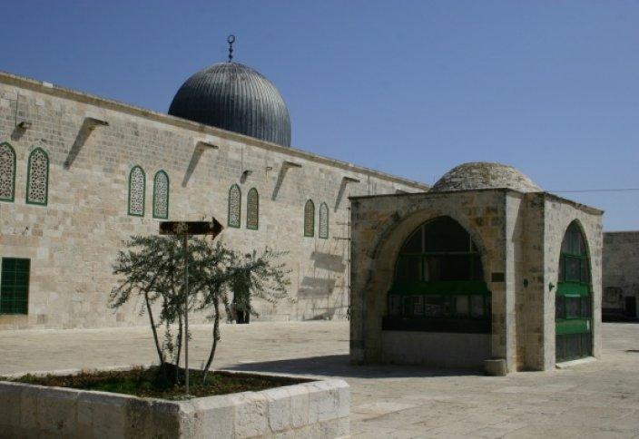 Израиль әл-Ақсаны қорғайтын ұйымды жауып тастады