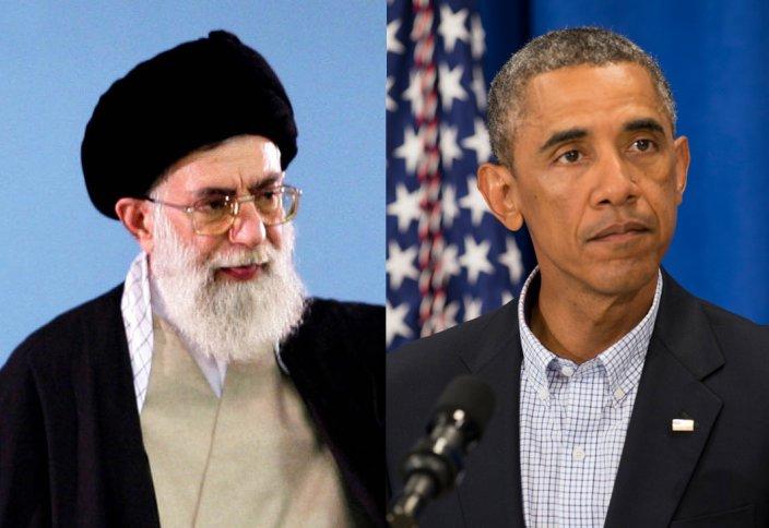 Обаманың Иран дін лидеріне жазған құпия хаты әшкере болды