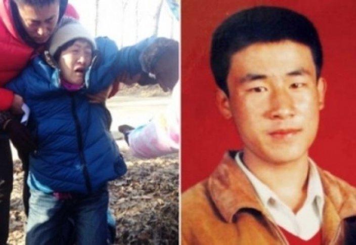 Қытайда өлім жазасына кесілген жігіттің кінәсіздігі 18 жылдан соң анықталды