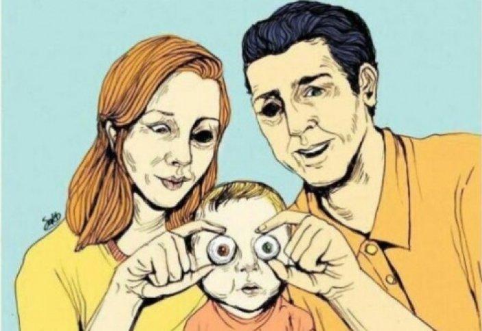 Ребенок твоя ксерокопия