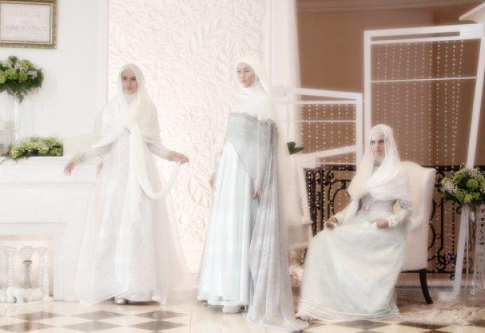 Мир моды удивляет новыми светящимися нарядами для никяха