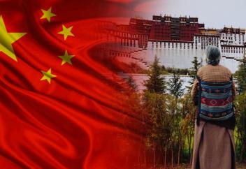 Шыңжаңдағы лагерлер: Тибет жерінде де қатаң әскери тәртіптегі орталықтар құрылуда