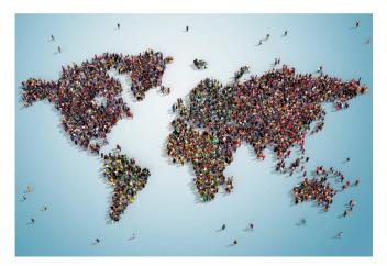 Старение населения: 10 стран с самым низким числом детей и 10 стран с самым молодым населением в мире