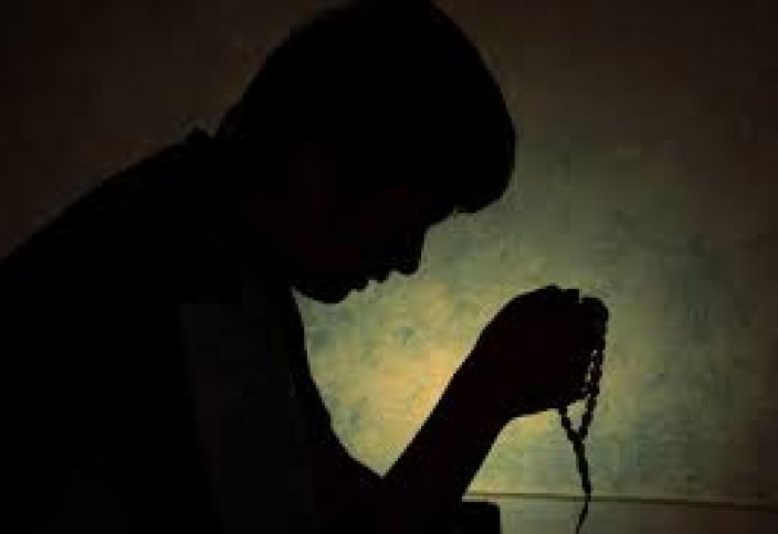 «Маған күнәсіз ауызбен дұға ет...»