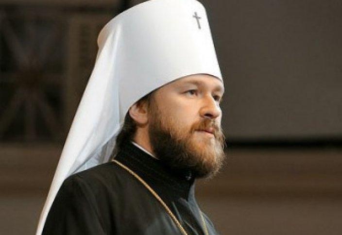 Поддержка РПЦ в праве мусульманок на ношение платков и даже паранджи… не может быть?!