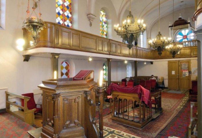 Восстановление древнейшей синагоги Бельгии взяли на себя мусульмане