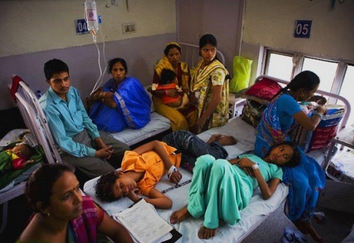 Мусульманка из Индии создала медицинский центр для борьбы со СПИДом