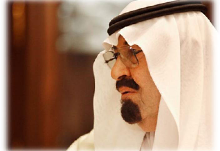 Аппараты жизнеобеспечения поддерживают жизнь короля Саудовской Аравии