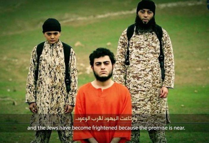 Французский школьник «засветился» среди палачей ИГИЛ