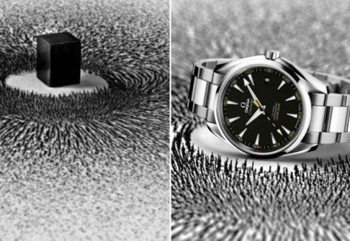 Кощунство и нарушение авторских в рекламе наручных часов