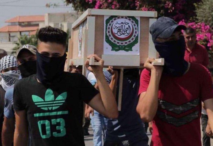 Разные: В Палестине «похоронили» Лигу арабских государств