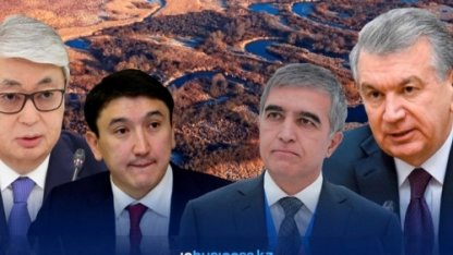 Сырдария, Сардоба, саясат: Ташкент тізгін бермей келеді