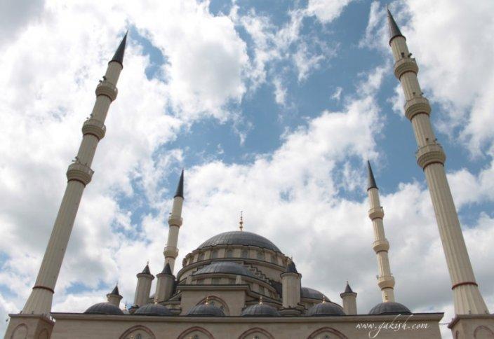 Благотворительная акция в Чечне ко Дню Ашура