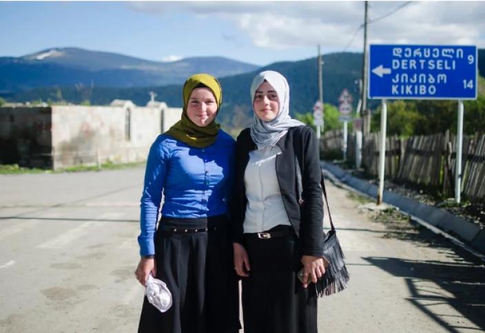 Грузины-мусульмане. Кто они и откуда? (фото)