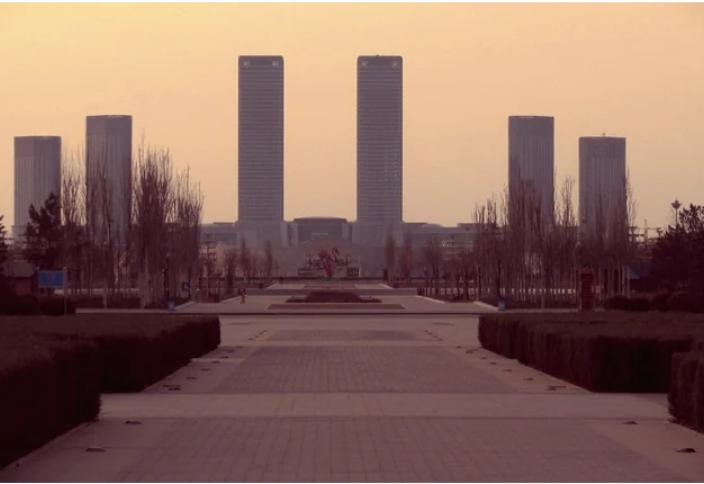 Удивительные города, в которых не живут люди. Города-призраки Китая (фото+видео)