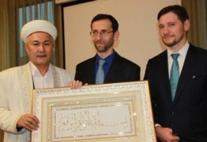 Имамы Казахстана закончили курсы повышения квалификации в Москве