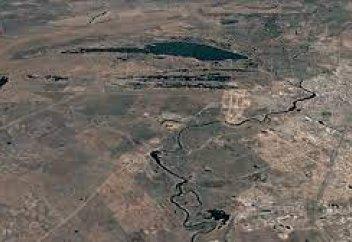 Разные: Как изменился Казахстан и его города за 36 лет. Вид из космоса