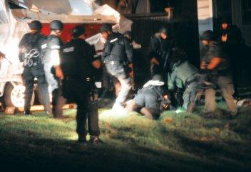 Полиция тұтқындаған кезде онысын таспаға тартып алуға міндеттеледі