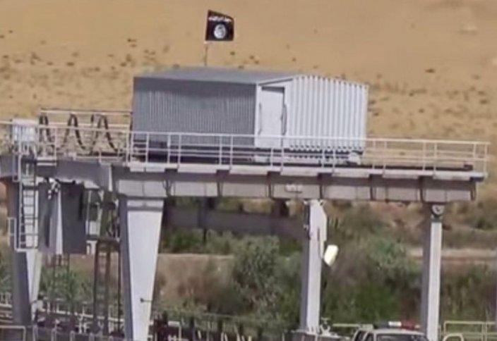 Водный контроль от ИГИЛ