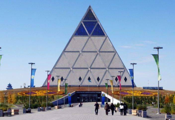 Астанада Елбасының қатысуымен Әлемдік және дәстүрлі діндер көшбасшыларының V съезі өтеді