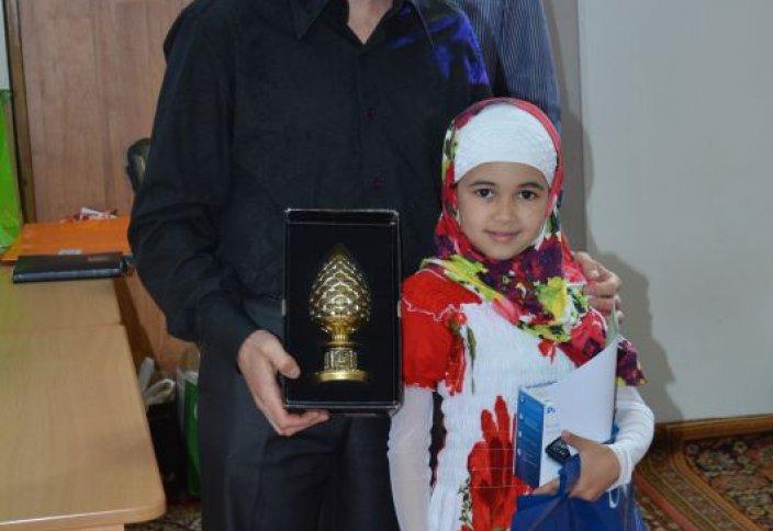 Юная мусульманка спасла двух детей